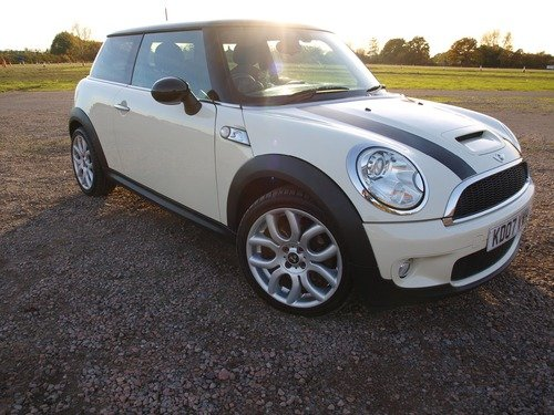 MINI Cooper S PANORAMIC SUNROOF, XENONS