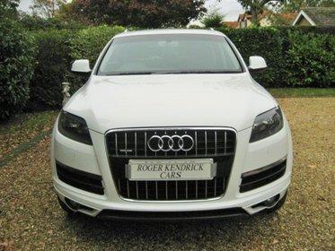 Audi Q7 3.0 TDI QUATTRO SE 245PS