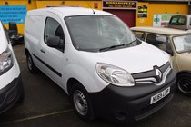 Renault Kangoo ML19 DCI - As new Van with manufacturers warranty until 25/09/2019 - One Owner