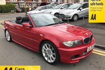 BMW 3 SERIES 318Ci M SPORT