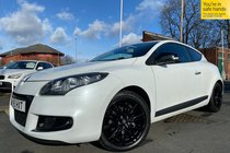 Renault Megane MONACO GP DCI used car in white