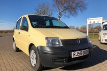 Fiat Panda 1.1 Active ECO 2owners FSH last owner 6yrs