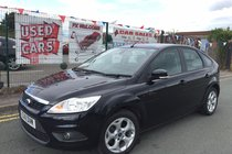 Ford Focus 1.6 TDCI SPORT 5DR 2011 **£30 ROAD TAX **HPI CLEAR **SAT NAV + SD CARD