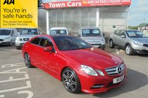 Mercedes E Class E220 CDI BLUEEFFICIENCY SPORT