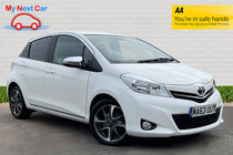 Toyota Yaris VVT-I TREND GENUINE LOW MILES!