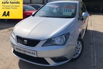 SEAT Ibiza TDI CR SE 5DR STUNNING EXAMPLE WITH ONLY 41,000 SERVICE HISTORY FINANCE AVAILABLE PX WELCOME