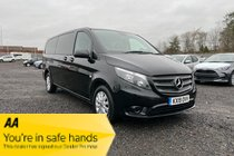 Mercedes Vito 114 BLUETEC TOURER SELECT