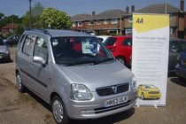Vauxhall Agila 1.2 16v Club