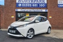 Toyota AYGO VVT-I X-PLAY BUY ZERO DEPOSIT & ONLY £36 A WEEK T&C APPLY