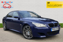 BMW 5 SERIES M5 SMG 507 BHP ONE OF A KIND!