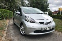 Toyota AYGO VVT-I PLATINUM MM