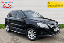 Volkswagen Tiguan SE TDI GOOD SPEC SIDE STEPS NEW MOT