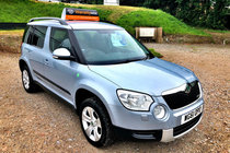 Skoda Yeti 1.6 TDI CR 105 SE Greenline #DriveAwayToday  #FinanceAvailable