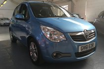 Vauxhall Agila SE AUTOMATIC ONLY 23600 MILES!!