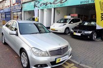 Mercedes C Class C200 CDI BLUEEFFICIENCY SE EDITION 125 12 MONTHS MOT