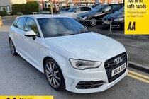 Audi A3 SPORTBACK TDI QUATTRO S LINE