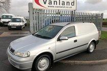 Vauxhall Astravan CDTI LS A/C