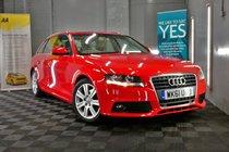 Audi A4 AVANT TDI E TECHNIK