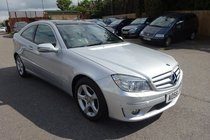 Mercedes CL CLC180 KOMPRESSOR SE