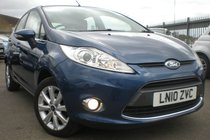 Ford Fiesta Zetec 1.25, FULL MAIN DEALER HISTORY