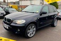 BMW X5 3.0 30d M Sport xDrive (s/s) 5dr