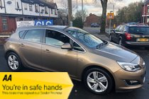 Vauxhall Astra SRI CDTI S/S/ £30 road tax