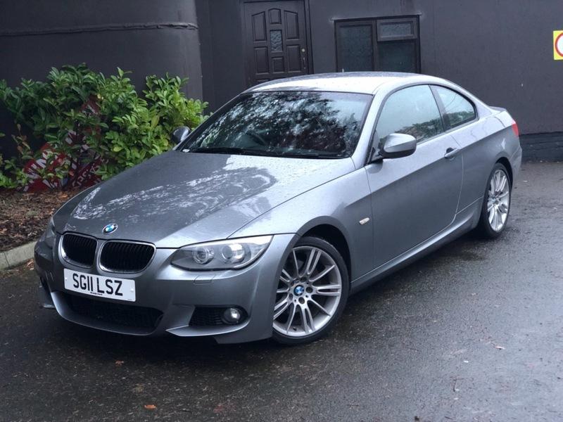 BMW 3 SERIES 320d M SPORT | Car Connect Uk