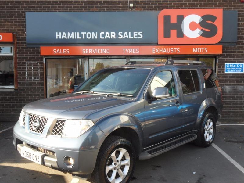 Nissan Pathfinder 2.5 DCI SPORT | HAMILTON CAR SALES