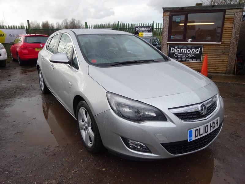 Vauxhall Astra