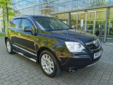 Vauxhall Antara EXCLUSIV CDTI