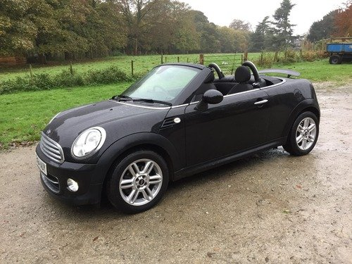 MINI Roadster 1.6 Cooper (Chili pack) 2dr
