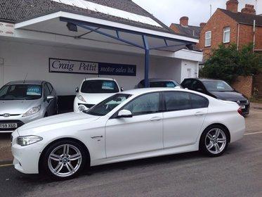 BMW 520 2.0 520d M SPORT 190