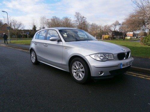 BMW 116 116i SE