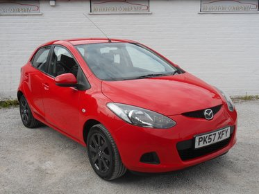 Mazda 2 1.3 TS2 5dr 1 FORMER KEEPER , A1 CONDITION