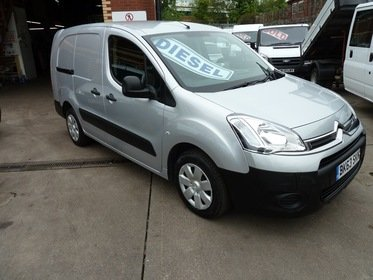 Citroen Berlingo 750 LX Airdream 1.6 E-HDI Maxi 90ps AC, NAV, Bluetooth
