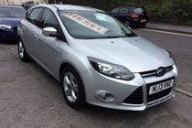 Ford Focus ZETEC TDCI BUY NO DEP & £38 A WEEK T&C APPLY.DELIVERY CAN BE ARRANGED