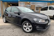 Volkswagen Golf 1.6 TDI BlueMotion Tech Match (s/s) 5dr