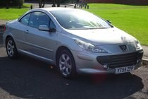 Peugeot 307 2.0 16V S COUPE CABRIOLET 138BHP