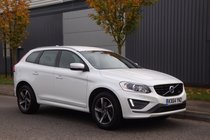 Volvo XC60 2.0 D4 DRIVE  R-DESIGN LUX NAV 181PS