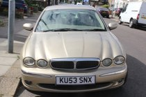 Jaguar X-Type V6