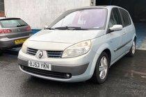 Renault Scenic 1.6 VVT 115 DYNAMIQUE