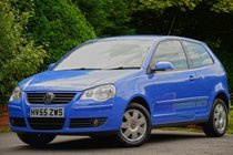 Volkswagen Polo 1.2 S 55PS