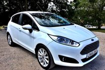 Ford Fiesta TITANIUM #FinanceAvailable