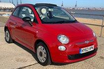 Fiat 500 C POP