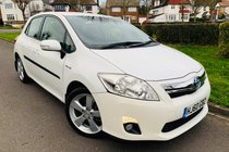 Toyota Auris T SPIRIT-Hpi Clear-Leather/Suede-Camera