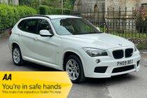 BMW X1 XDRIVE18d M SPORT