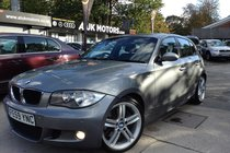 BMW 1 SERIES 123d M SPORT RARE SPECIFICATION, ULTRA CLEAN CAR MUST BE SEEN!!!