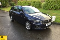 Fiat Tipo EASY PLUS FULL SERVICE HISTORY BLUETOOTH AIR CON PARKING SENSORS