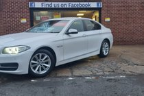 BMW 5 SERIES 520d SE *WE ARE OPEN FOR APPOINTMENTS & CLICK AND COLLECT PLEASE RING 01325 481160*