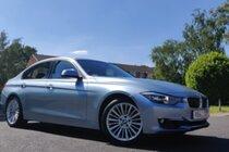 BMW 3 SERIES 320i XDRIVE LUXURY